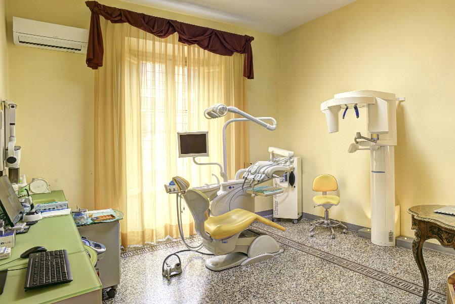 clinica dentistica a Firenze