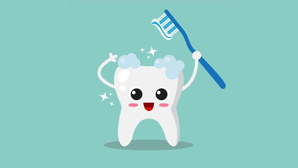 quante volte lavare i denti al giorno