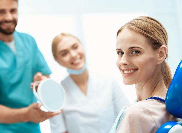 sostituire i denti mancanti