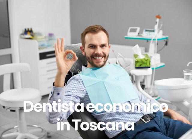 dentista economico in toscana