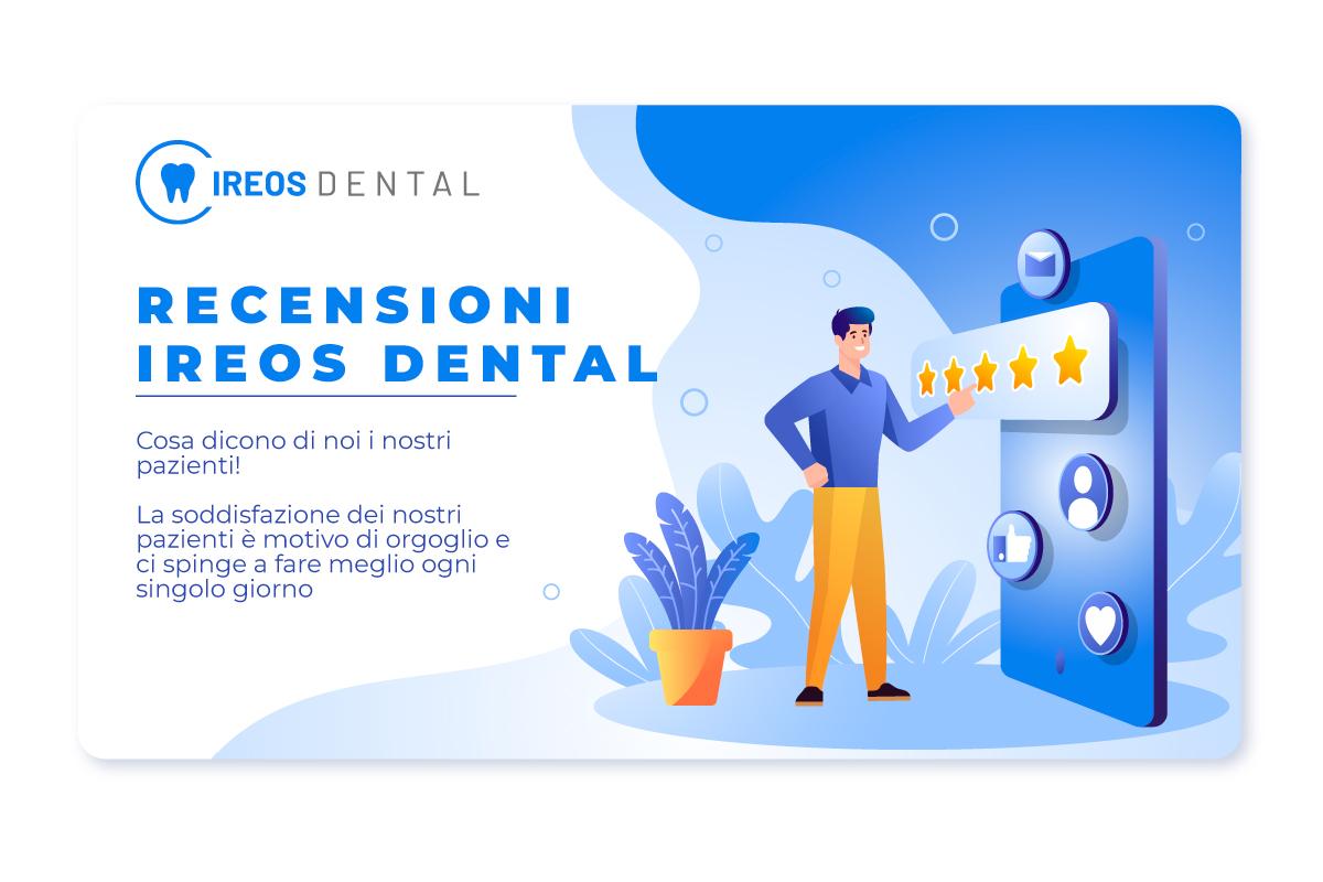 recensioni ireos dental