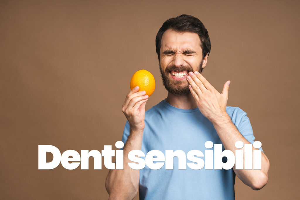 Denti sensibili al caldo e freddo